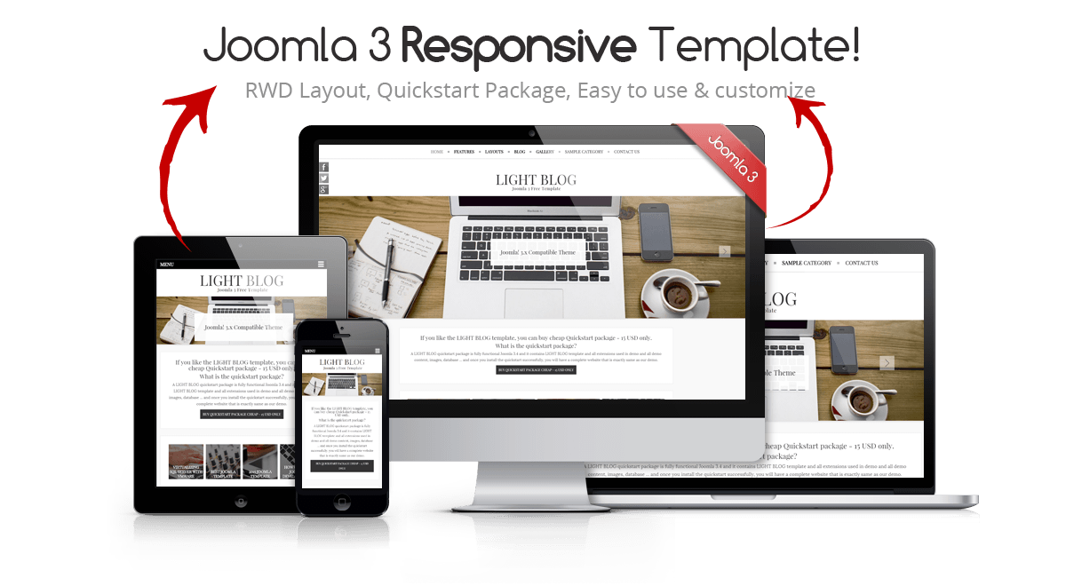 Joomla 38 templates responsive joothemes download this joomla 3 template for free maxwellsz